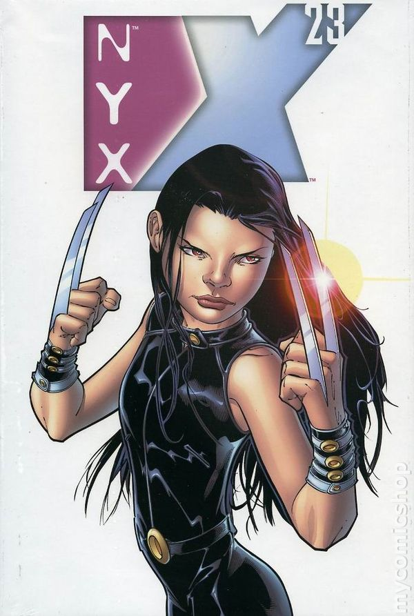 NYX X-23 HC (20... X 23 Comic