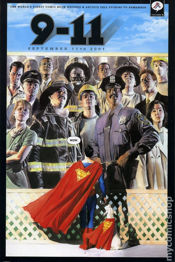 9 11 commission report comic book The 9/11 commission released its report of the of veteran comic book creators sid and illustrated as the 9/11 report: a graphic adaptation.