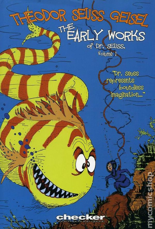 the life and works of theodore seuss geisel Theodor geisel (dr seuss)  of the denomination his entire life geisel attended springfield's central high  power of geisel's earlier works,.