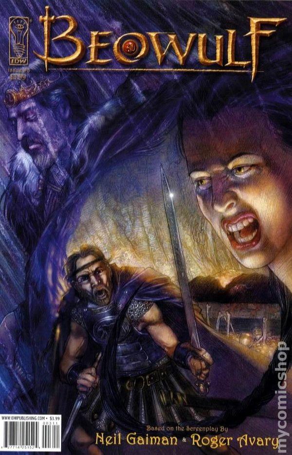 Beowulf movie book