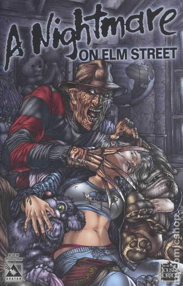 Nightmare on Elm Street Special (2005) comic books