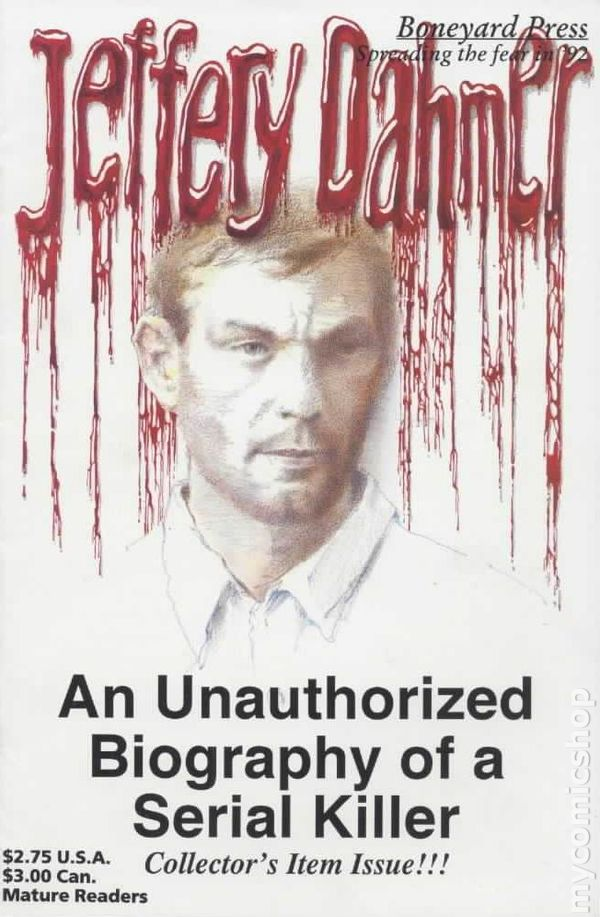 """a biography of the life of jeffrey dahmer Hart d fisher attempts to examine the life and crimes of serial child killer jeffery dahmer this black-and-white adult book is marked for """"mature readers"""" and definitely not for children."""