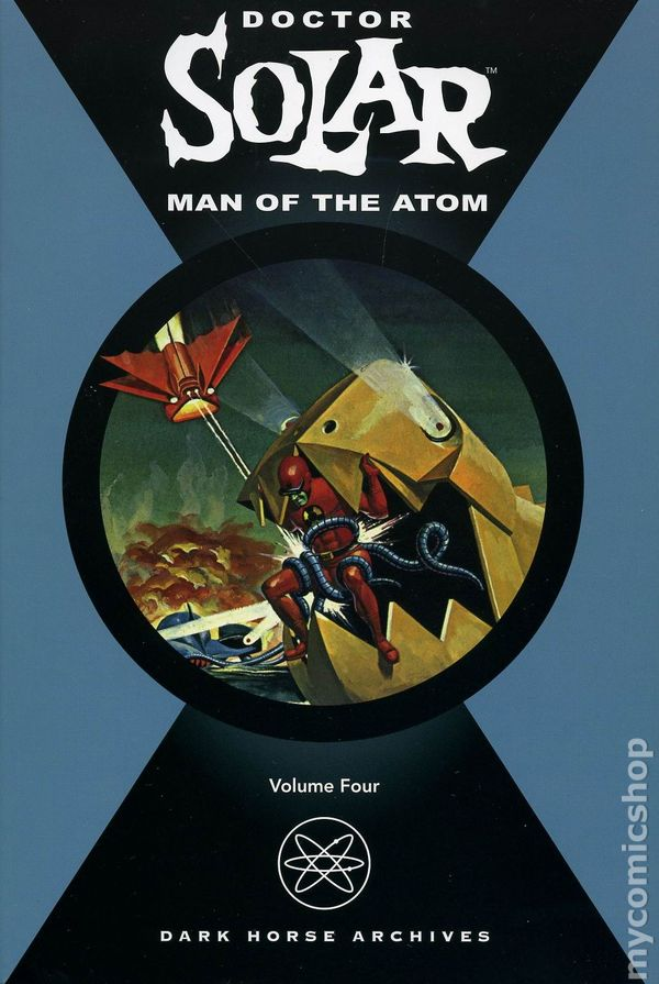 'Solar: Man of the Atom' Launches into Action (Exclusive ...