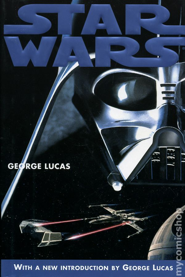an introduction to the star wars saga and lucas the king of film Credited to george lucas, but ghostwritten by alan dean foster, it was first  the  fact that foster ghost-wrote the novel, noting this fact in his introduction to  the  words that open each star wars film, a long time ago in a galaxy far, far away    the joiner king (2005) the unseen queen (2005) the swarm war (2005.