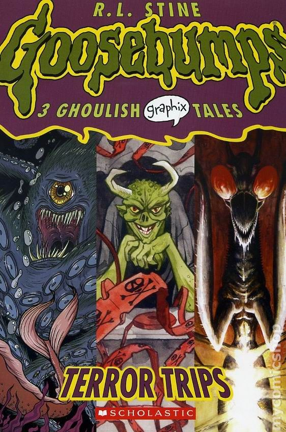 a review of the creepy creations of professor shock a childrens horror fiction book by r l stine Books by r l stine  the stephen king of childrens literature, is the author of hundreds of horror fiction novels  the creepy creations of professor shock.