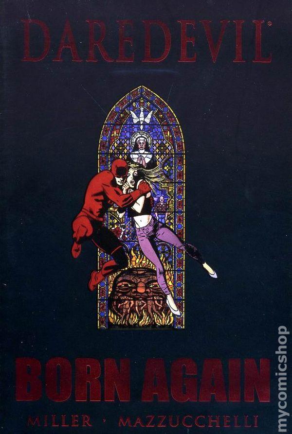 Daredevil Born Again HC (2009 Marvel) Premiere Edition