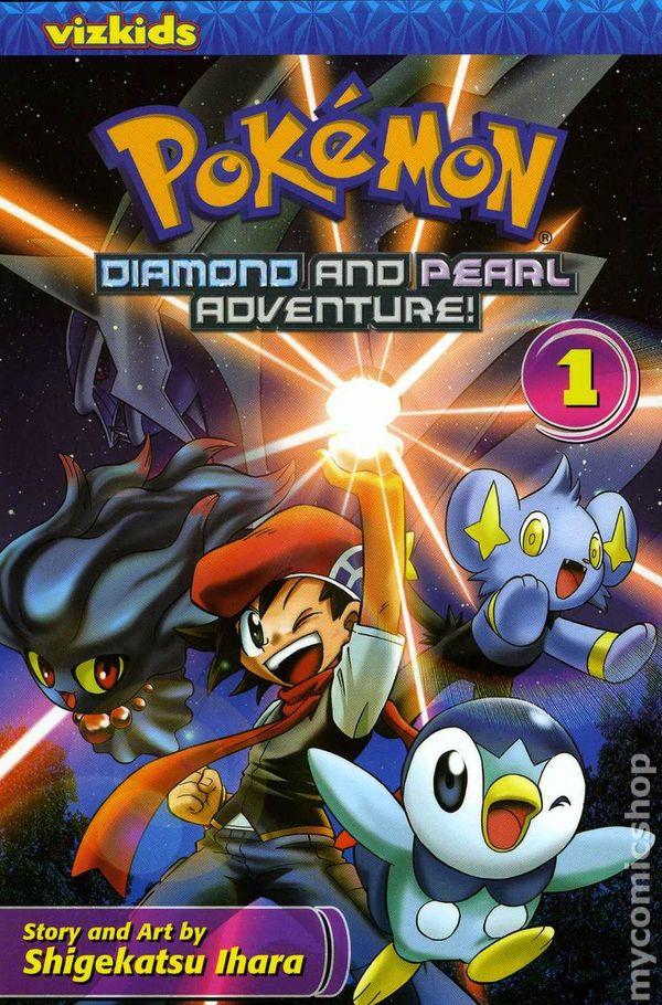 pokemon diamond and pearl adventure gn 20082010 viz