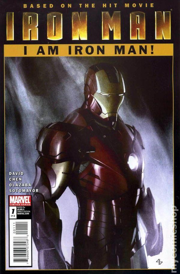iron man i am iron man