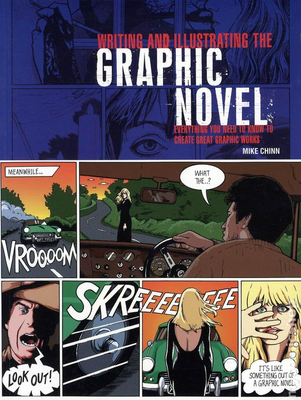 """writing graphic novels 33 responses to """"10 things before you start a comic or graphic novel i've written some novels in writing a comic or a graphic novel."""