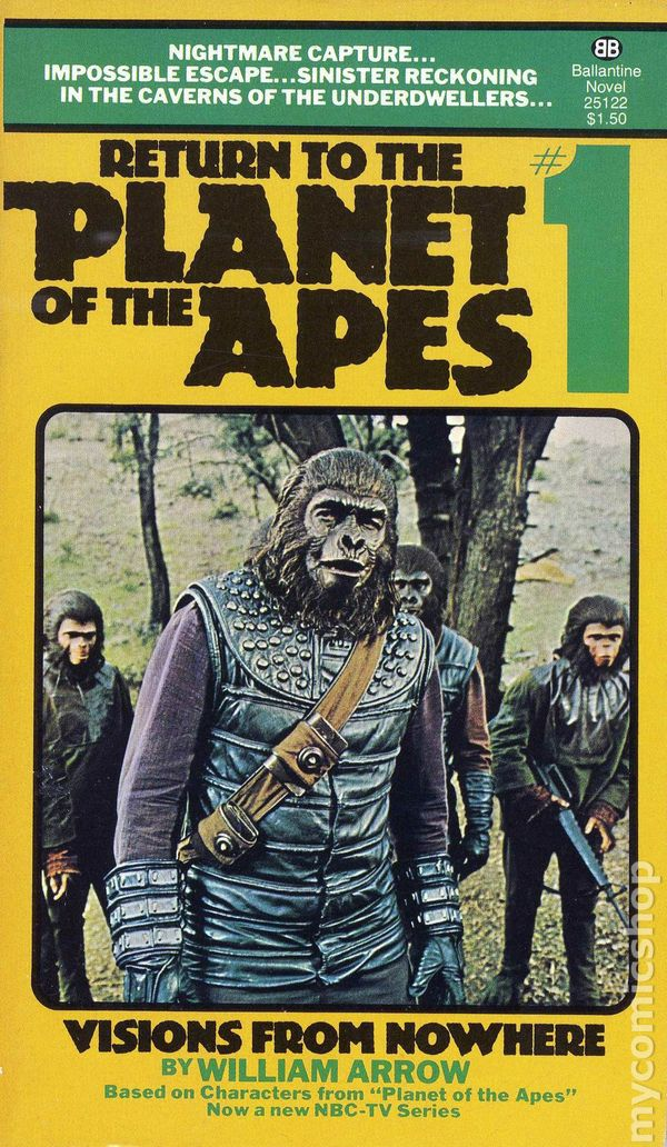 Planet of the Apes (novel)