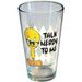 Tweety Talk Nerdy To Me Pint Glass (2013 ICUP) ITEM#1