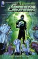 Green Lantern HC (DC Comics The New 52) 4-1ST Dark Days!