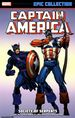 Captain America: Society of Serpents TPB (2014 Marvel) Epic Collection 1-1ST