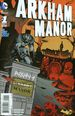 Arkham Manor #1A