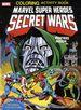 Marvel Super Heroes Secret Wars Activity Book Facsimile Collection SC (2015 Marvel) 1-1ST