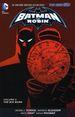 Batman and Robin TPB (DC Comics The New 52) 5-1ST The Big Burn!