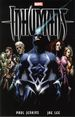 Inhumans TPB (2015 Marvel) By Paul Jenkins and Jae Lee 1-1ST