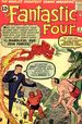 Fantastic Four (1961 1st Series) 6