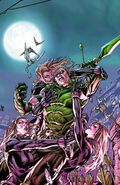 Green Arrow TPB (2012 DC Comics The New 52) 2-1ST