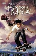 Books of Magic HC (2013 DC/Vertigo Deluxe Edition) By Neil Gaiman 1-1ST