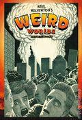Basil Wolverton's Weird Worlds HC (2014 IDW) Artist's Edition 1-1ST