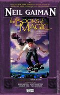 Books of Magic TPB (2014 DC/Vertigo Deluxe Edition) By Neil Gaiman 1-1ST