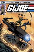 GI Joe Real American Hero (2010 IDW) 200A