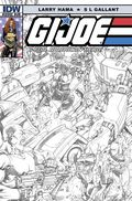 GI Joe Real American Hero (2010 IDW) 200SUB