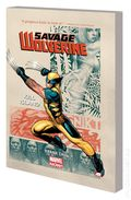 Savage Wolverine TPB (2014 Marvel NOW) 1-1ST