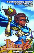 Princeless TPB (2012 Action Lab) 1-REP