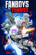 Fanboys vs. Zombies TPB (2012 Boom) 4-1ST
