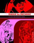 Maggie the Mechanic TPB (2007 A Love and Rockets Book) 1-REP