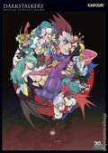 Darkstalkers Official Complete Works SC (2014 Udon) 1-1ST