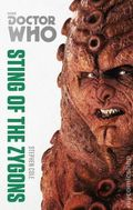 Doctor Who Sting of the Zygons SC (2014 BBC Novel) The Monster Collection Edition 1-1ST