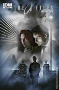 X-Files (2014 IDW) Annual 2014RI