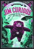 Jim Curious: A Voyage to the Heart of the Sea 3-D HC (2014 Abrams) 1-1ST