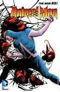 Animal Man TPB (2012 DC Comics The New 52) 4-1ST