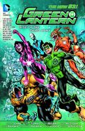 Green Lantern Rise of the Third Army TPB (2014 DC Comics The New 52) 1-1ST