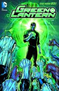 Green Lantern HC (2012 DC Comics The New 52) 4-1ST