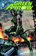 Green Arrow TPB (2012 DC Comics The New 52) 4-1ST