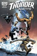 THUNDER Agents (2013 IDW) 6SUB