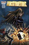 Indestructible (2013 IDW) 3