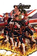 Revolutionary War Super Soldiers (2014 Marvel) 1B