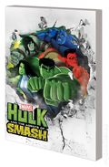 Marvel Universe Hulk and the Agents of SMASH TPB (2014 Digest) 1-1ST