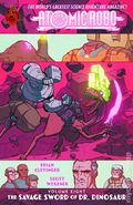 Atomic Robo TPB (2008- Red 5 Comics) 8-1ST