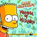 Bart Simpson's Manual of Mischief HC (2014 Insight Editions) The Vault of Simpsonology Series 1-1ST