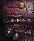 Game of Thrones A Pop-Up Guide to Westeros HC (2014 Insight Editions) 1-1ST