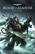 Warhammer 40K Blood of Asaheim SC (2014 A Space Wolves Novel) 1-1ST