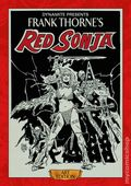 Dynamite Presents: Frank Thorne's Red Sonja HC (2014) Art Edition 1-1ST