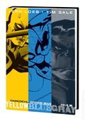 Daredevil Yellow/Spider-Man Blue/Hulk Grey HC (2014 Marvel) By Jeph Loeb and Tim Sale 1-1ST